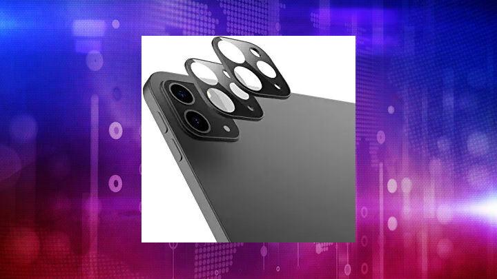 JRCT (2 Pack) 9H Premium Tempered Glass Camera Lens Screen ...