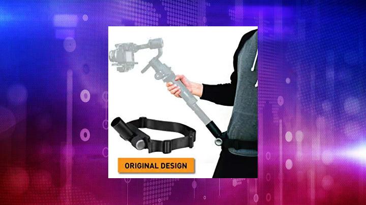 MogoCrane Belt Kit, Weight Support for Single Handed