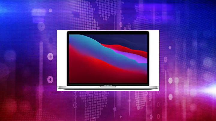 New Apple MacBook Pro with Apple M1 Chip (13-inch, 8GB RAM ...