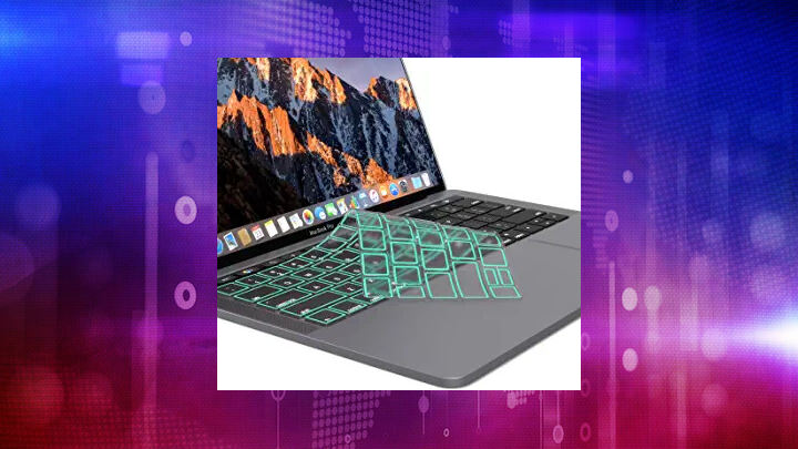 Kuzy MacBook Pro Keyboard Cover with Touch Bar 13 and 15 ...